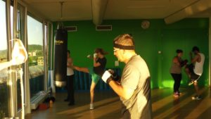KickBox Conditioning